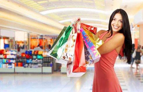 Thailand Shopping & Mall