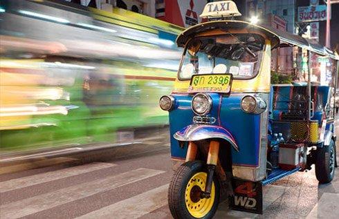 Thailand Transports