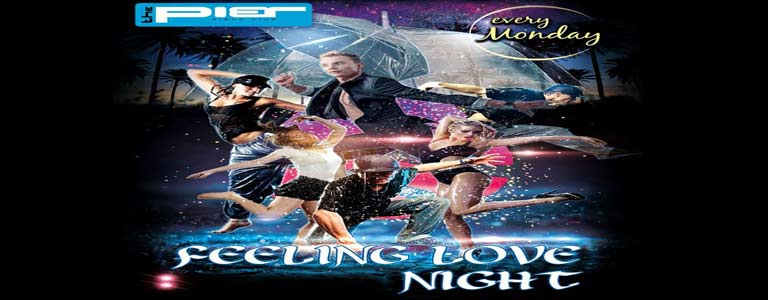 Feeling Love Night at Pier Pattaya