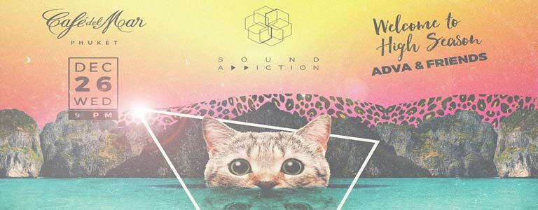Wednesday by Sound Addiction: Adva & Friends