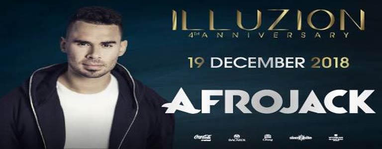 Illuzion Phuket 4th Anniversary w/ Afrojack