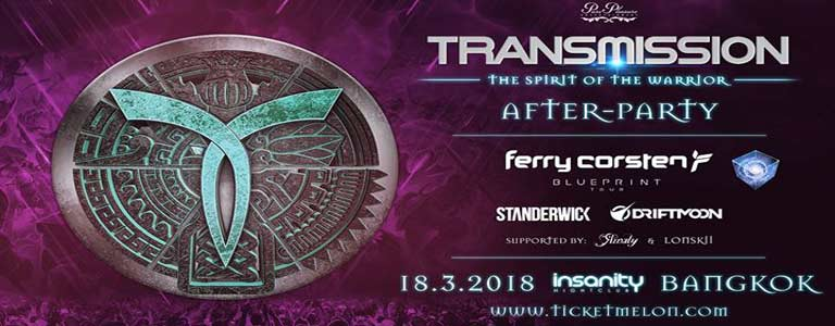 Official After-Party Transmission Bangkok 2018
