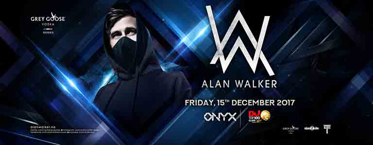 Alan Walker Hosted by ONYX and RETOX SESSIONS