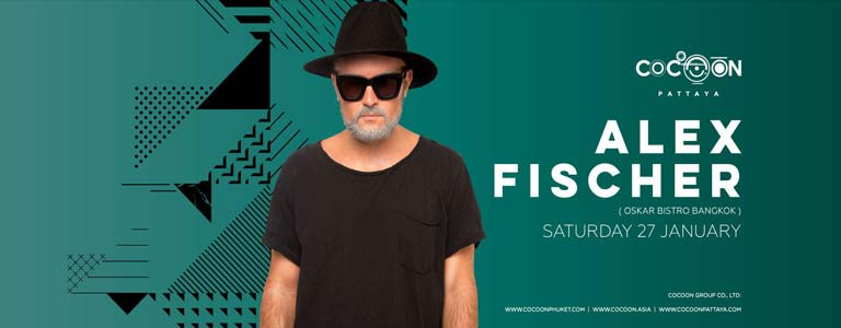 Alex Fischer at Cocoon Pattaya