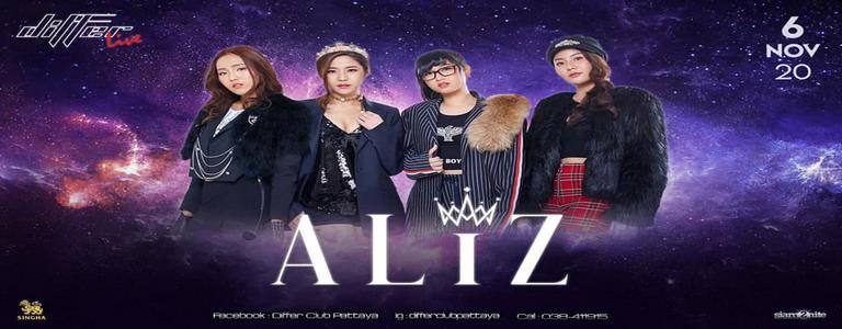 ALiZ x Differ Club Pattaya