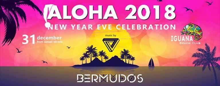 ALOHA 2018 at Iguana Beach Club Phuket