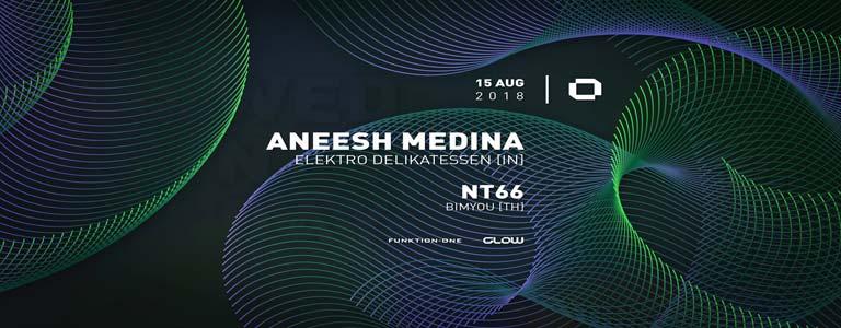 GLOW Wednesday w/ Aneesh & NT66