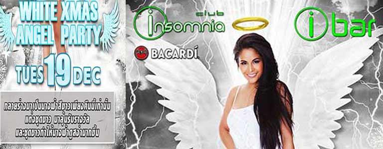 Angel Party at Club Insomnia