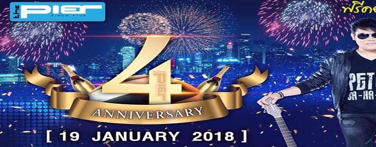 The Pier Pattaya 4th Anniversary