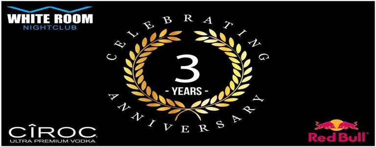 3 Years Anniversary Party
