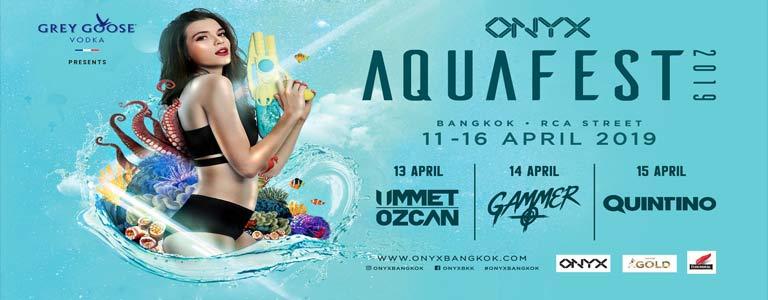 ONYX presents Aquafest 2019