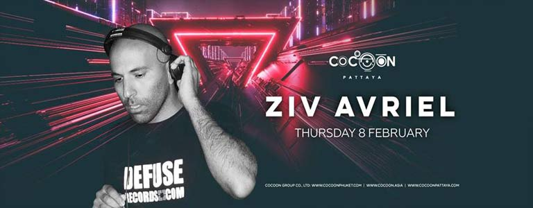 Ziv Avriel Live At Cocoon Pattaya