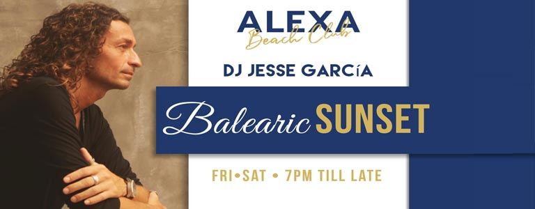 Balearic Sunset | Alexa Beach Club Pattaya