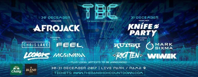 TBC | The Bangkok Countdown 2018