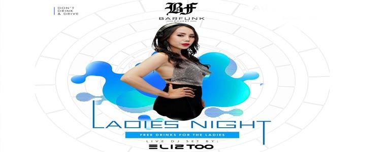 Ladies Night at Barfunk Phuket
