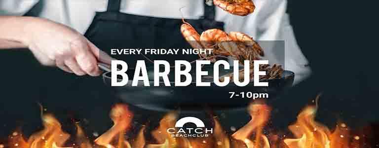 Friday Night BBQ Buffe