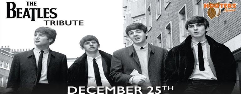 The Beatles Tribute at Hooters Pattaya