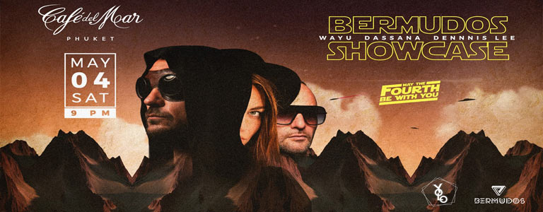 Yolo presents Bermudos Showcase