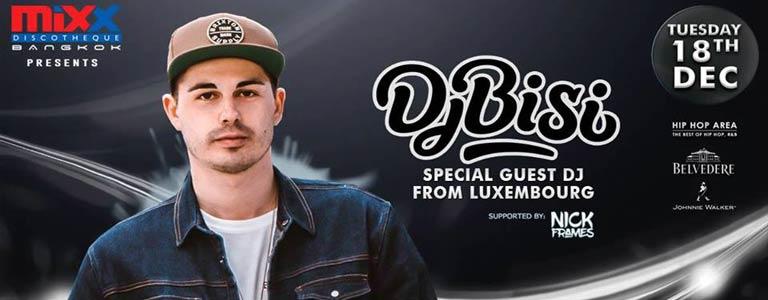 Mixx Discotheque presents DJ BISI