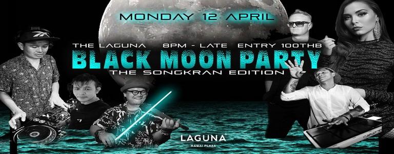 Black Moon Party - The Songkran Edition