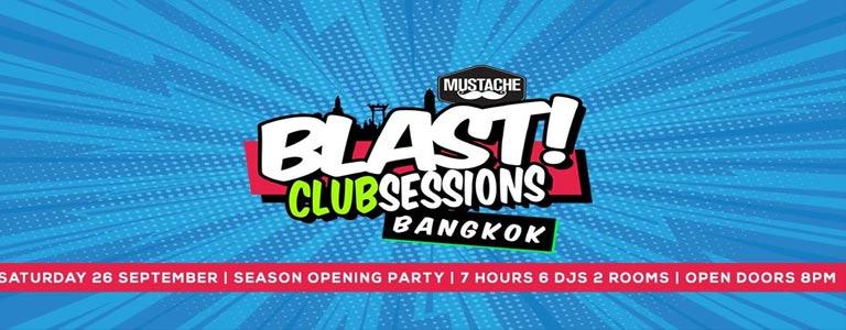 Blast Club Sessions   Season 5 Opening Party