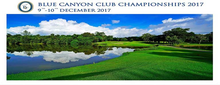Blue Canyon Club Championships 2017