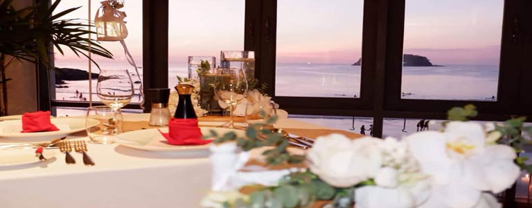 """""""Love is in the air"""" Valentine's Day Dinner at The Boathouse Phuket"""