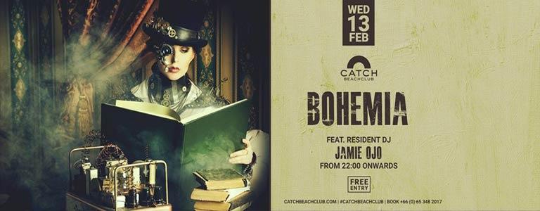 Catch Beach Club presents Bohemia
