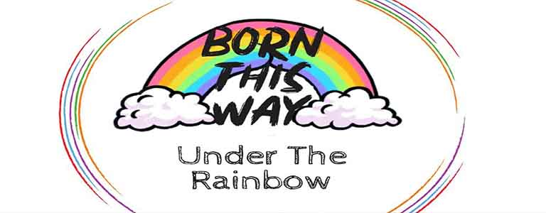 Born This Way - Under The Rainbow at Revolucion Cocktail