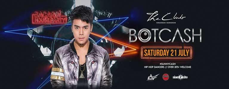 The Club Khaosan presents Botcash