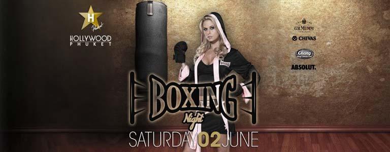 Hollywood Boxing Night