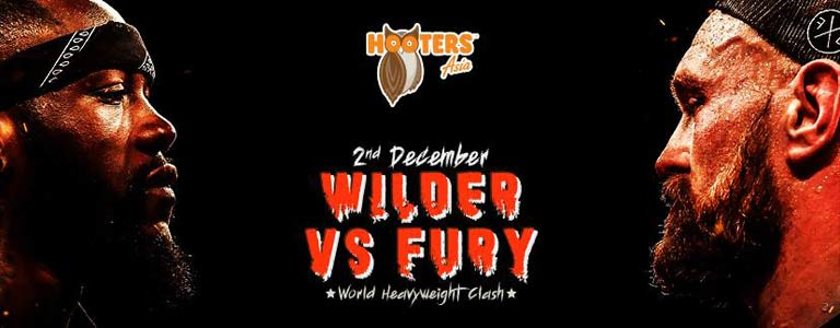 Hooters Pattaya presents Wilder VS Fury