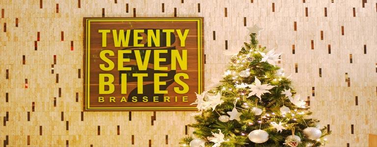 NYE Buffet at Twenty Seven Bites Brasserie