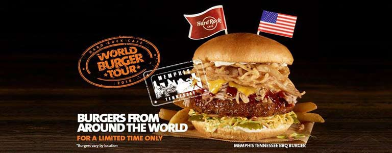 World Burger Tour 2018