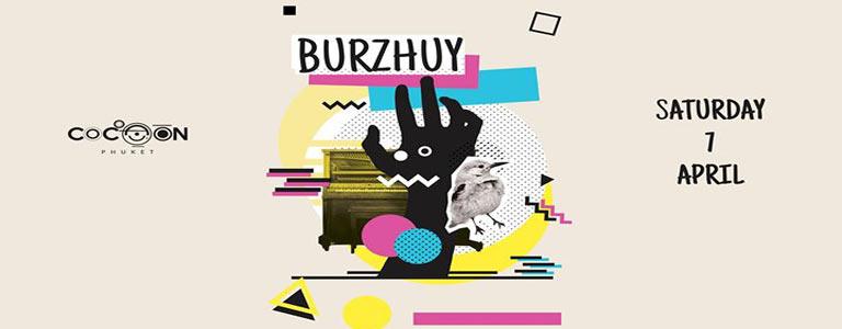 Burzhuy at Cocoon Phuket