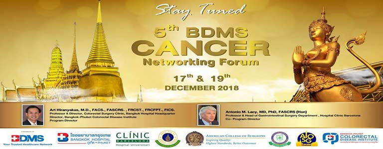 5th BDMS Cancer Networking Forum