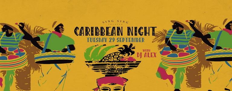 Caribbean Night at Sing Sing Theater