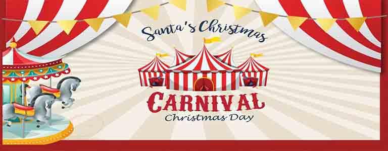 Santa's Christmas Carnival at Holiday Inn