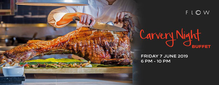 Carvery Night at FLOW
