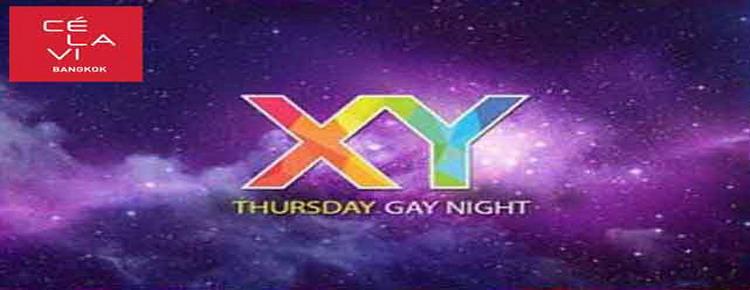 XY Thursdays Nov 30th at CÉ La Vi Bkk