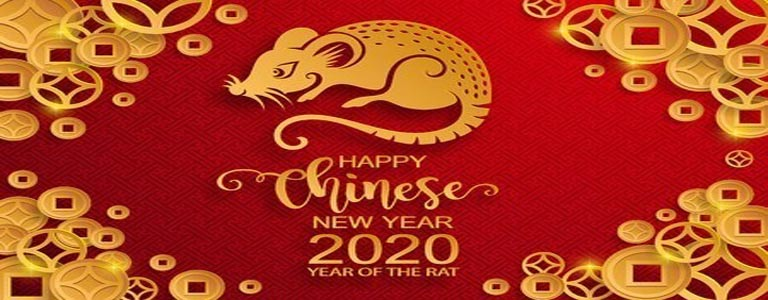 Chinese New Year Dinner Celebrating the Year of The Rat