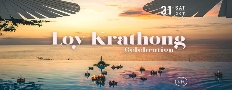 Loy Krathong Celebration at Kata Rocks