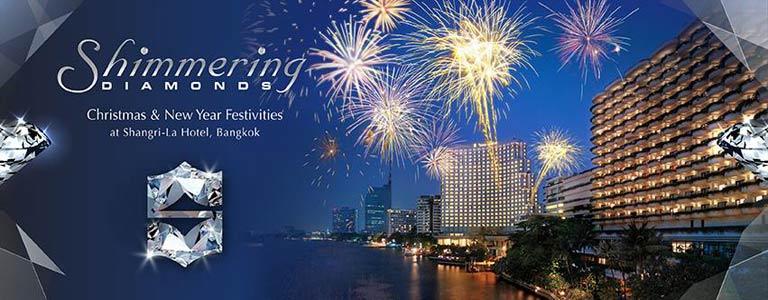 New Year's Eve Celebrations at Shangri-La Hotel