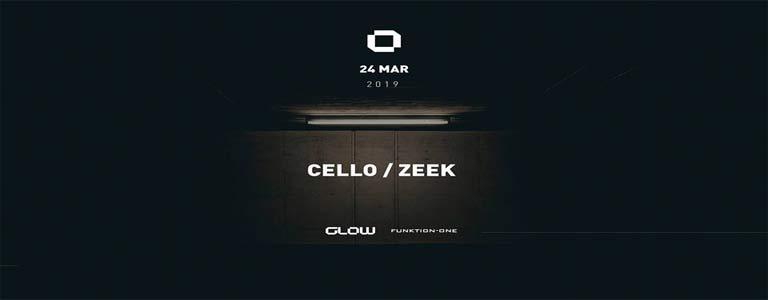 GLOW Sunday w/ Cello & Zeek