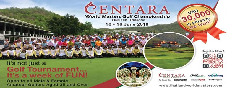 The Centara World Masters Golf Championship