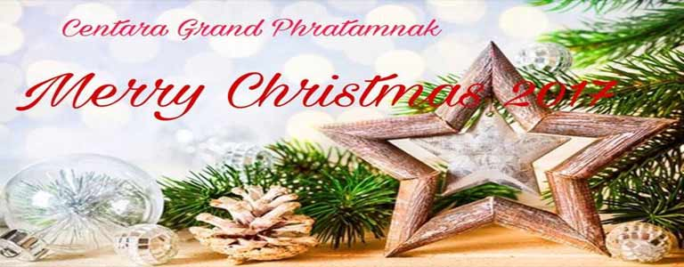 Christmas Day at Centara Grand Phratamnak Hotel