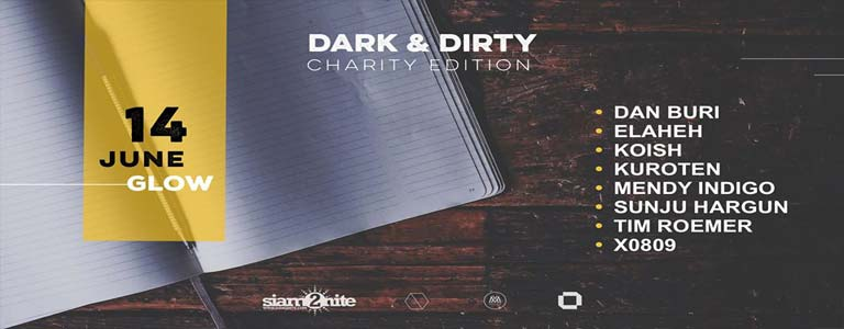 Mendy Indigo pres. Dark & Dirty Charity Edition