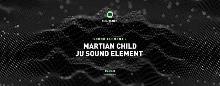 Sound Element pres. Martian Child & Ju