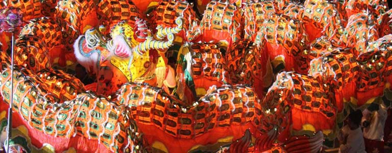 Chinese New Year Celebrations in Bangkok