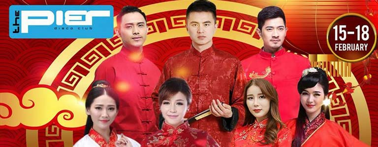 Chinese New Year Parties at The Pier Pattaya